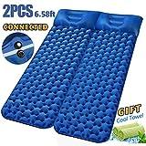 Sleeping Pad Comfortable Camping Mat Ultralight Camp Mattress Outdoor Air Sleeping Bed
