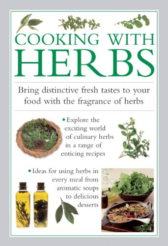Cooking With Herbs (The Cook's Kitchen Book 7)
