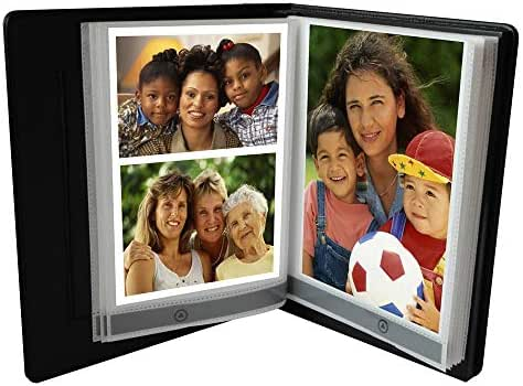 Talking Photo Album, Deluxe Edition, Voice recordable with Over 2 Hours Total Recording time, 20 Pages