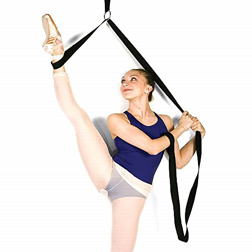 SHIHAN POWER-SPORTS TAO Leg Pulley Leg Stretcher Doorway Mounted Kickboxing Martial Arts Ballet Dance Gymnastics, Stunt Training Home use for The Ultimate Stretch