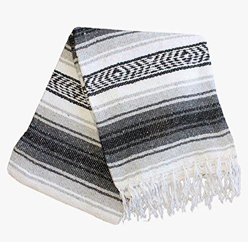 Del Mex Classic Mexican Blanket