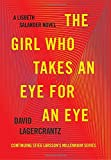 img - for The Girl Who Takes an Eye for an Eye: A Lisbeth Salander novel, continuing Stieg Larsson's Millennium Series book / textbook / text book