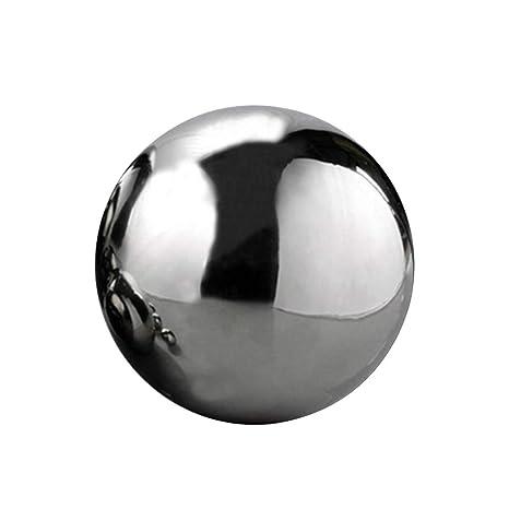 Bolas de Acero Inoxidable, Globos de Espejo sin Costuras ...