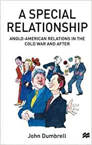 a special relationship anglo american relations in the cold war and after pdf