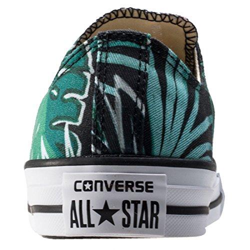 Converse Sneaker Donna Menta Ctas Multicolore Black White Basso a Collo Ox r4YraqEBw