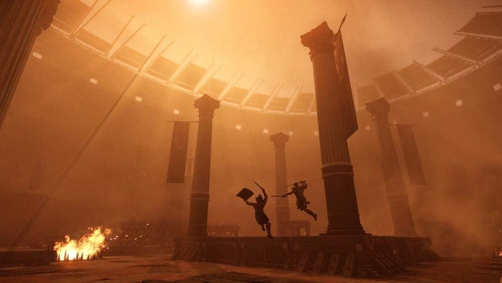 Microsoft Ryse: Son of Rome Legendary Edition, Xbox One Básica + DLC Xbox One vídeo - Juego (Xbox One, Xbox One, Acción / Aventura, Modo multijugador, M (Maduro)): Amazon.es: Videojuegos