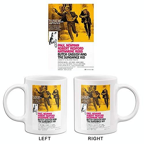 Butch Cassidy And The Sundance Kid - 1969 - Movie Poster Mug