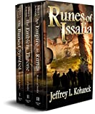 """""""A classic underdog story, perfect for fans of zero-to-hero fantasy adventures, filled with magic, mystery, and monsters."""" -      ★★★★★   This boxed set contains books that combine for   more than 130 5-star Amazon reviews and 350 5-star Go..."""