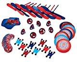 (US) American Greetings Spider-Man Party Favor Pack, Value Pack, Party Supplies