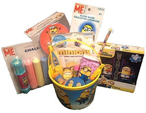 Minions Despicable Me 17 Piece Filled 5