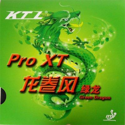 【1着でも送料無料】 KTLグリーンドラゴンPro XT B01LVW1F2W Table Tennisラバー XT Table 2.1mm ブラック B01LVW1F2W, サケガワムラ:9c2b0a29 --- brp.inlineteambrugge.be