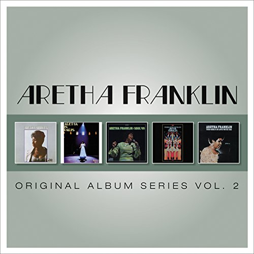 Aretha Franklin - Original Album Series 2 - Zortam Music