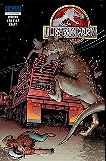 Amazon.com: Jurassic Park: Dangerous Games #1 (of 5) eBook ...