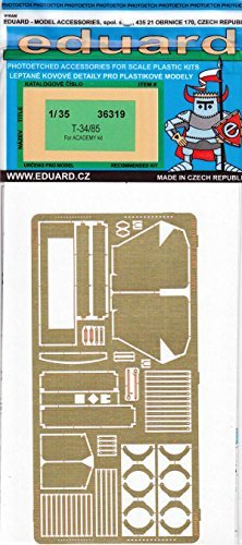 disfruta ahorrando 30-50% de descuento EDU36319 1 35 Eduard PE - T-35 85 Detail Detail Detail Set (for use with the Academy kit) MODEL KIT ACCESSORY by Eduard  ventas en linea