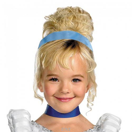 Storybook Cinderella Prestige Child Costume - X-Small by Disguise Costumes