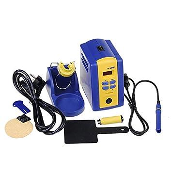 Calli Alta calidad copia modelo fx-951 110v nos enchufe de soldadura estación de cautÃn con punta: Amazon.es: Electrónica