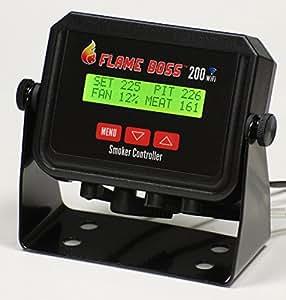 Flame Boss 200 WiFi Kamado Grill & Smoker Temperature Controller