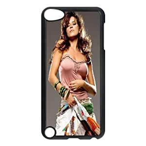 iPod Touch 5 Case Black Alicia Machado LSO7926083