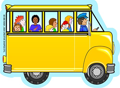 Bus Notepad - Bus with Kids Mini Notepad