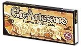 El Artesano Crunchy Almond Alicante Turron (Turron de Alicante Duro) 7 Oz (200 G)
