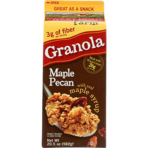 Sweet Home Farm Maple Pecan Granola, 20.5 Ounce - 8 per case. by Sweet Home Farms