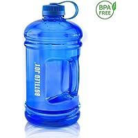 Large Capacity Gallon Water Bottle Jug 105OZ BPA-Free Big Gym Bottles Water Container