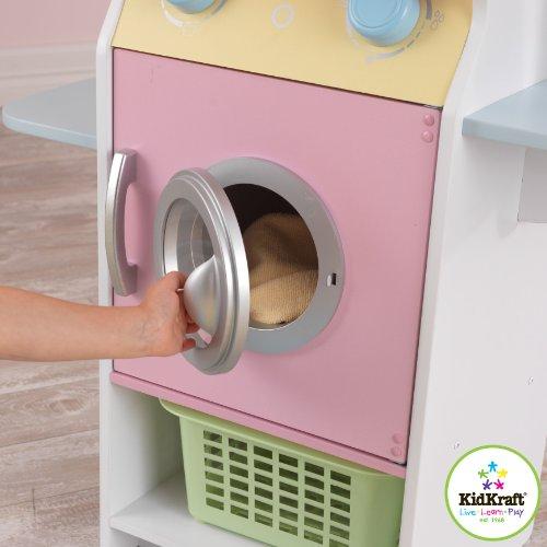 51lCuGKlzPL - KidKraft Laundry Playset