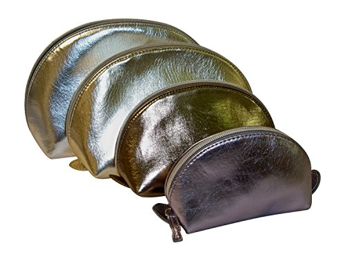 sondra-roberts-metallic-cosmetic-cases-set-of-four-nesting-bags