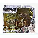 Rampage The Movie Subject Ralph Playset