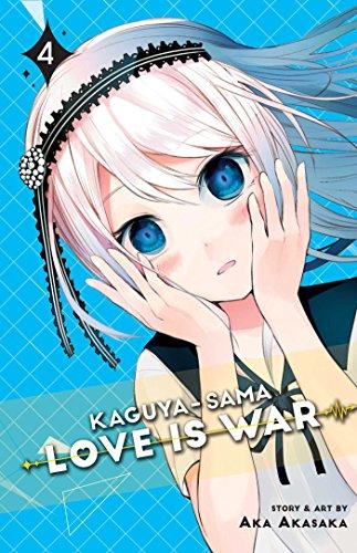 Kaguya-sama: Love Is War, Vol. 4 (4) (Once Upon A Time In America Car Scene)