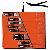 Nicholson 22030HNN Ergonomic File Set, 9 Piece