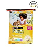 Purina Kitten Chow Nurturing Formula Dry Cat Food 14lb (2 packs)