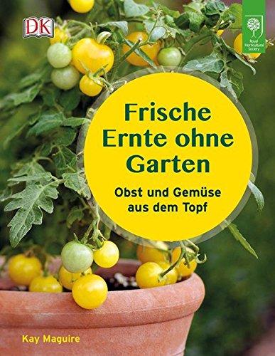 Frische Ernte ohne Garten: Obst und Gemüse aus dem Topf