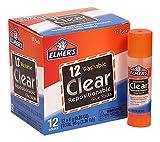 Elmer's Clear Glue Stick (E4064)