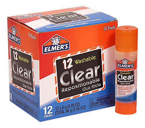 Elmer's Clear Glue Stick (E4064) by Elmer's