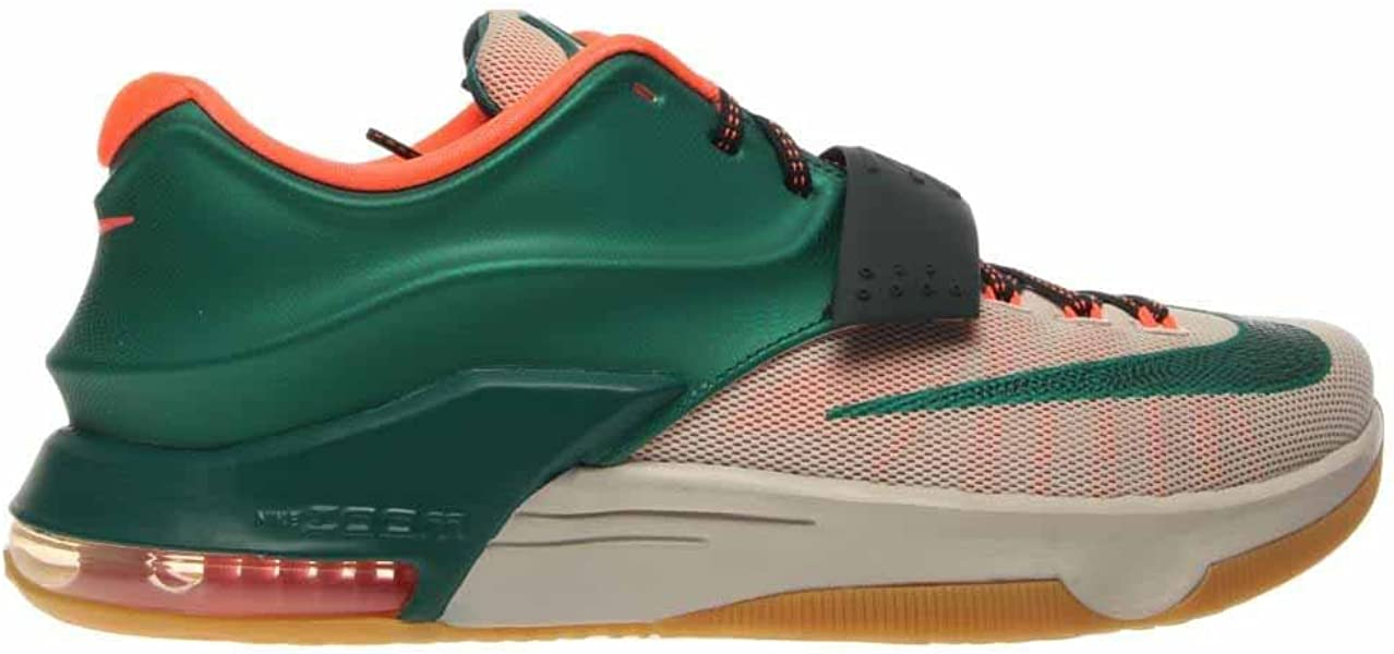 huge discount 6e7bf c96ec KD VII Mystic Green Light Bone Gum Light Brown 653996-330. Back. Double-tap  to zoom