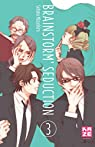 Brainstorm Seduction, tome 3 par Mizushiro