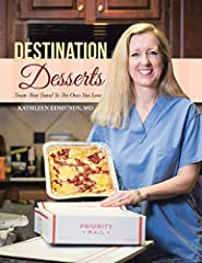 Whether you are a college kid, serving in the military, attending boarding school, a grandchild, in a nursing home, or simply a non-baker, everyone loves receiving home baked treats! Destination Desserts is for the baker in all of us that wan...