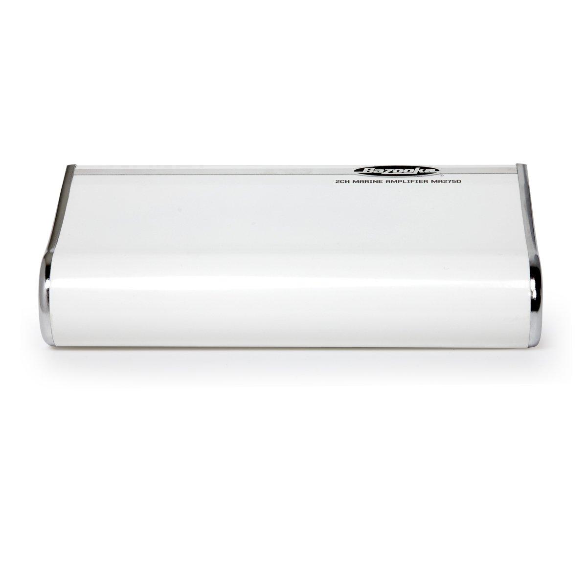 White Bazooka MA275D Digital Marine Amplifier