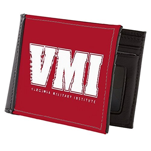 - CafePress - VMI Virginia Military Institute - Mens Wallet, Bi-fold Wallet, Billfold Money Holder