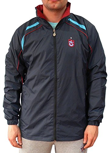Trabzonspor Regenjacke Marineblau