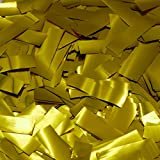 Ultimate Confetti Gold Metallic Premium Confetti for Weddings-NYE Parties-Events-Slow Falling