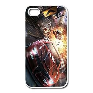 Custom Split Second Game IPhone 4 4s Skin - Geek Skin For IPhone 4 4s