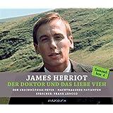 Der Doktor und das liebe Vieh (Box 4): Der geschwätzige Peter / Nachtragende Patienten - 2 Geschichten in einer Box mit 4 CDs und 207 Min.