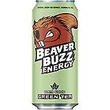 BEAVER BUZZ GREEN TEA (GREEN Can)