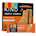 40-Pack Kind Simple Peanut Butter Crunch Bars (1.4-Ounce)