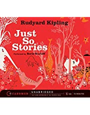 Just So Stories CD