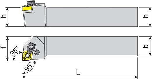 AKKO PCLNR//L 95° für CNM.