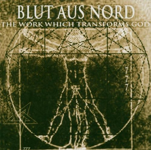 Blut aus Nord: The Work Which Transforms God (Audio CD)