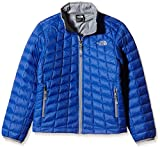 The North Face Big Boys' Thermoball Full-Zip Jacket – marker blue, s/7-8